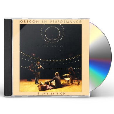 IN PERFORMANCE CD