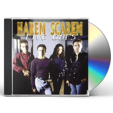 Harem Scarem LIVE ONES CD