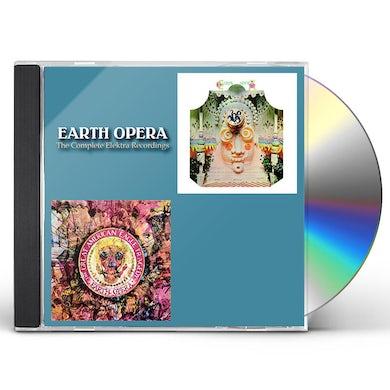 Earth Opera COMPLETE ELEKTRA RECORDINGS (2CD) (2017 REISSUE) CD