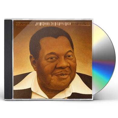 Jay McShann BIG APPLE BASH CD