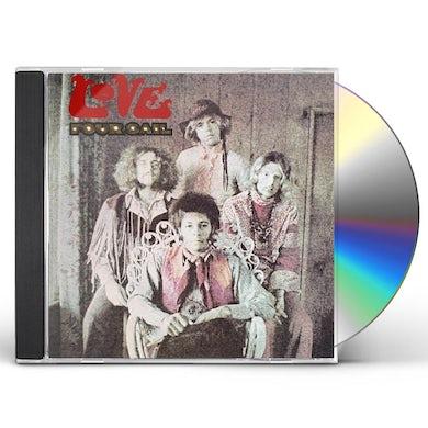 Love FOUR SAIL CD