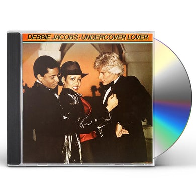 Debbie Jacobs UNDERCOVER CD