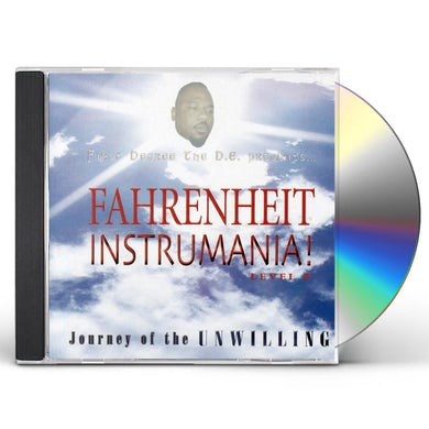 First Degree The DE FAHRENHEIT INSTRAMANIA LEVEL B: JOURNEY OF THE CD