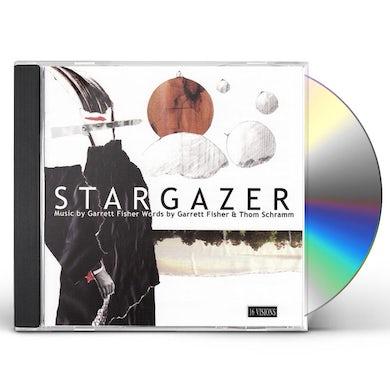 Garrett Fisher STARGAZER CD