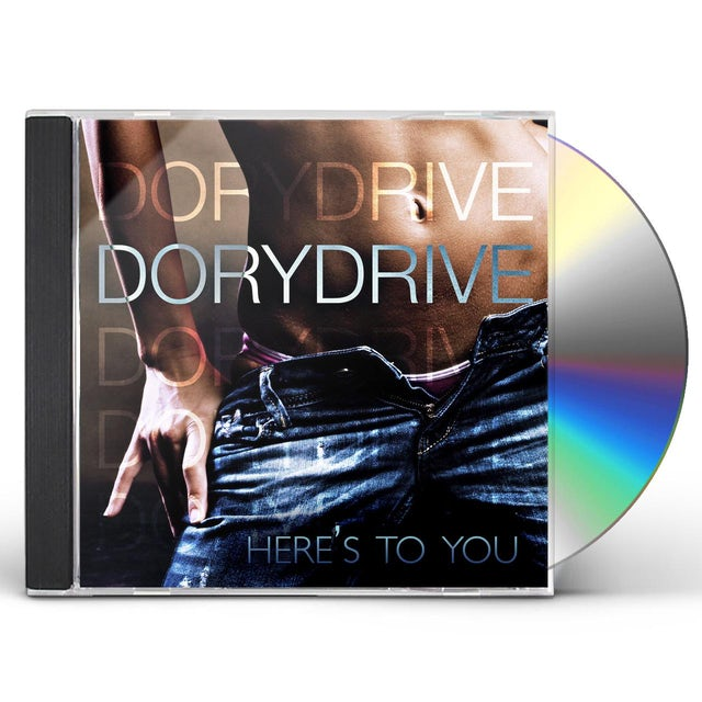 DoryDrive HERE'S TO YOU CD