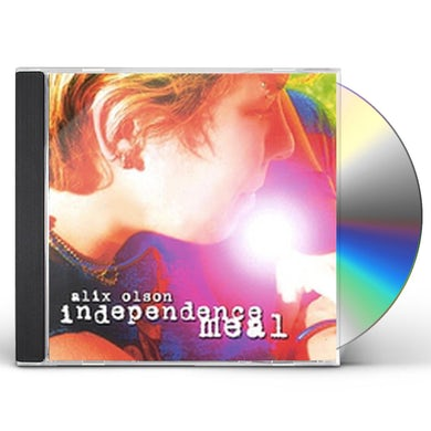 Alix Olson INDEPENDENCE MEAL CD