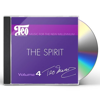 Teo Macero SPIRIT CD