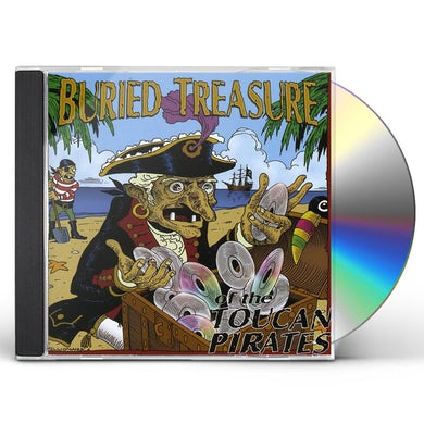 BURIED TREASURE OF THE TOUCAN PIRATES CD