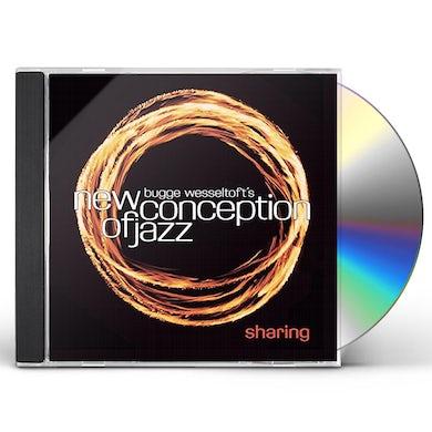 Bugge Wesseltoft SHARING CD