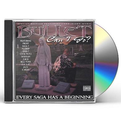 Bullet CAN I GO? (2004) CD