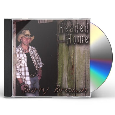 Barry Brown HEADED HOME CD
