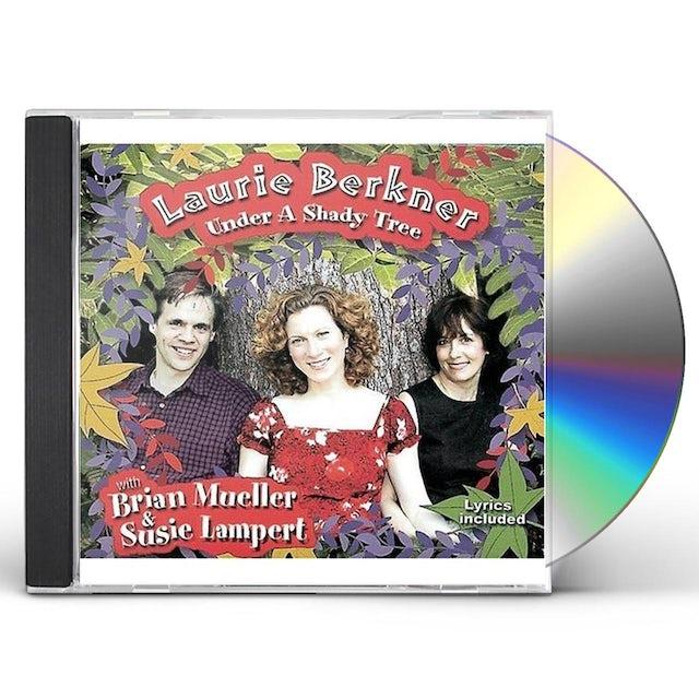 Laurie Berkner UNDER A SHADY TREE CD