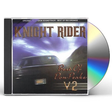 Don Peake KNIGHT RIDER 2: MUSIC FROM THE TV SERIES CD