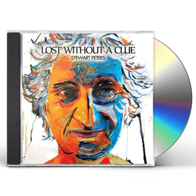 Stewart Peters LOST WITHOUT A CLUE CD