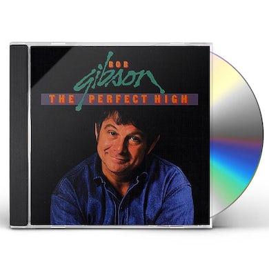 Bob Gibson THE PERFECT HIGH CD