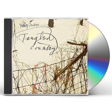 Honey Dewdrops TANGLED COUNTRY CD