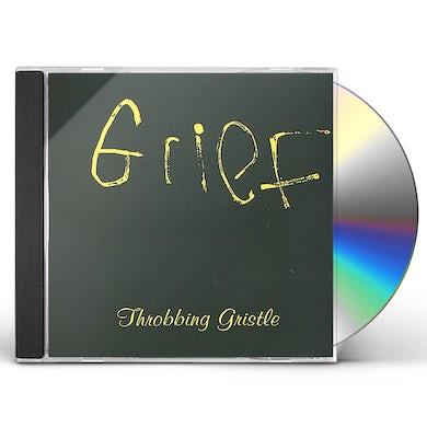 THROBBING GRISTLE GRIEF CD