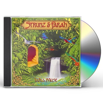 Strunz & Farah WILD MUSE CD