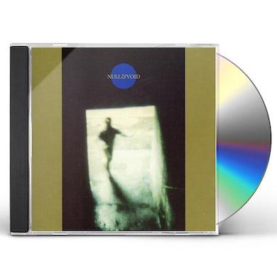 Ground Zero NULL & VOID CD