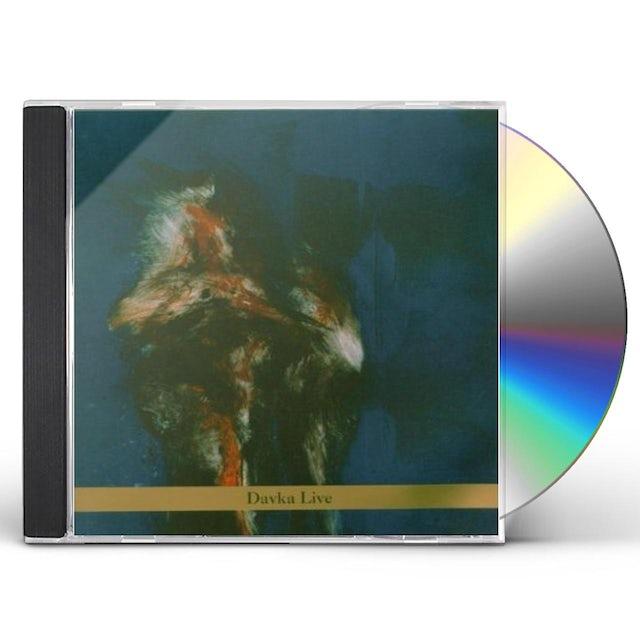 Davka LIVE CD