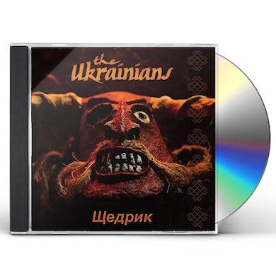 UKRAINIANS SHCHEDRYK (CAROL OF THE BELLS) CD