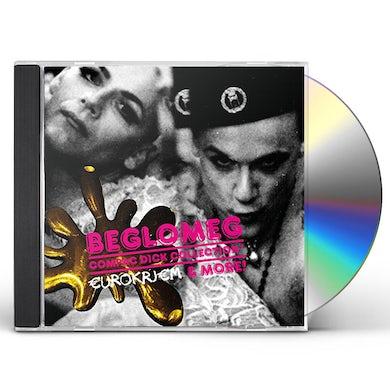 BEGLOMEG COMPAC DICK COLLECTION: EUROKRJEM & MORE CD