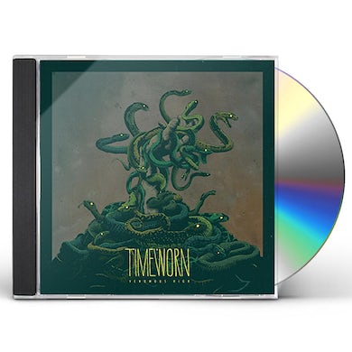 TIMEWORN VENOMOUS HIGH CD