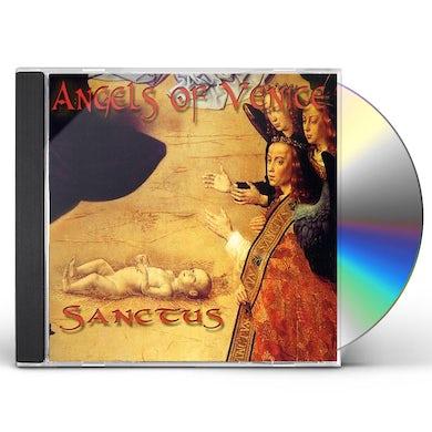 Angels of Venice SANCTUS CD