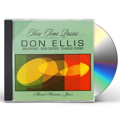 Don Ellis HOW TIME PASSES CD
