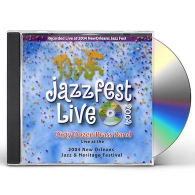 Dirty Dozen Brass Band JAZZ FEST 2004 CD