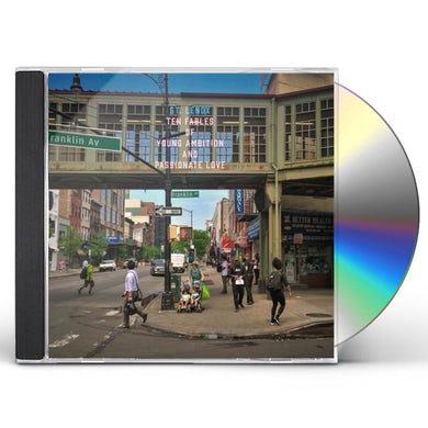 ST. LENOX TEN FABLES ABOUT YOUNG AMBITION & PASSIONATE LOVE CD