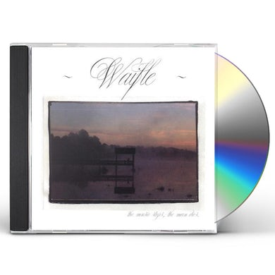 waifle MUSIC STOPS MAN DIES CD