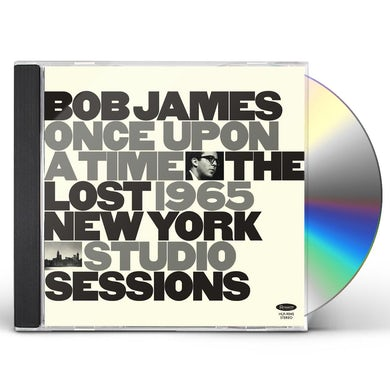 ONCE UPON A TIME: THE LOST 1965 NEW YORK STUDIO CD