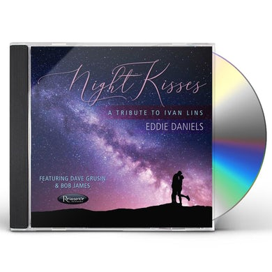 NIGHT KISSES - A TRIBUTE TO IVAN LINS CD