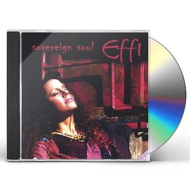 Effi SOVEREIGN SOUL CD