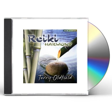 Terry Oldfield REIKI HARMONY CD
