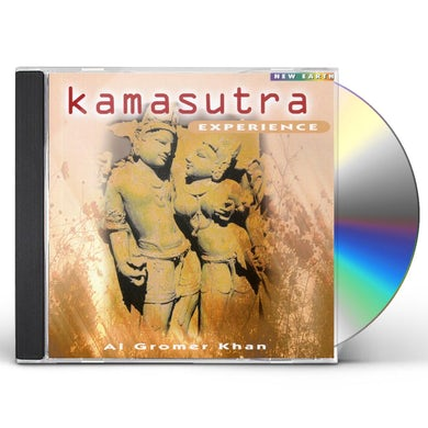 Al Gromer Khan KAMASUTRA EXPERIENCE CD