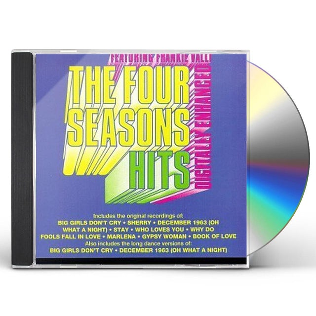 Four Seasons GREATEST HITS CD