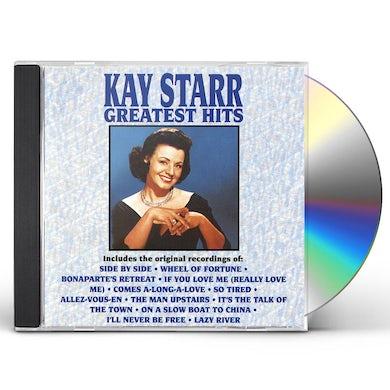 Kay Starr GREATEST HITS CD