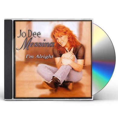Jo Dee Messina I'M ALRIGHT CD