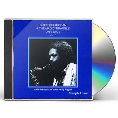 Clifford Jordan ON STAGE 3 CD