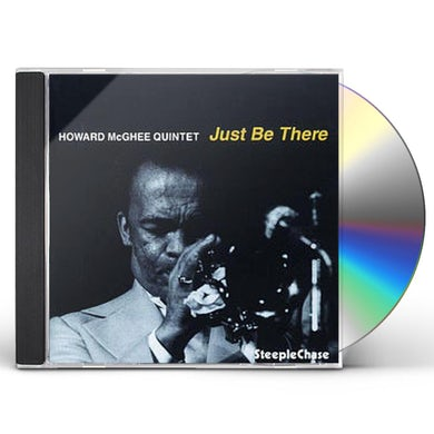 Howard Mcghee JUST BE THERE CD