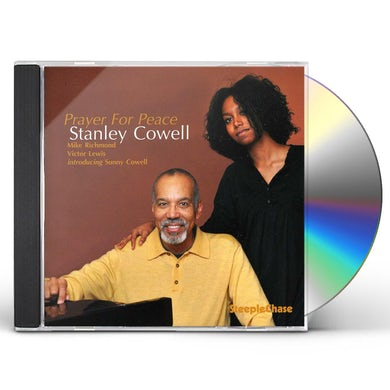 Stanley Cowell PRAYER FOR PEACE CD