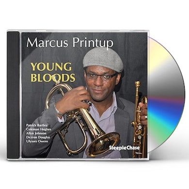 Marcus Printup YOUNG BLOODS CD