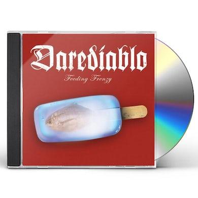 Darediablo FEEDING FRENZY CD