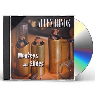 Allen Hinds MONKEYS AND SLIDES CD