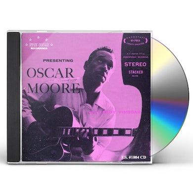 PRESENTING OSCAR MOORE CD