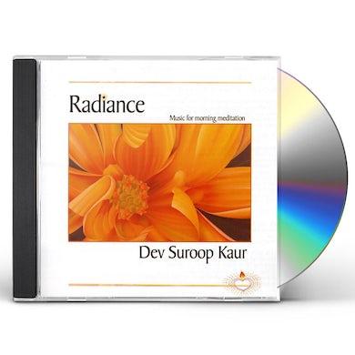 RADIANCE MUSIC FOR MORNING MEDITATION CD
