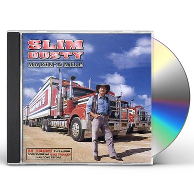 Slim Dusty MAKIN A MILE CD