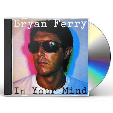Bryan Ferry IN YOUR MIND CD